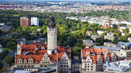 歐洲旅遊10大魅力好去處,你最想去哪兒?