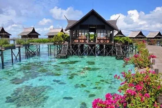 卡帕萊:跌落在海上的極致夢幻天堂