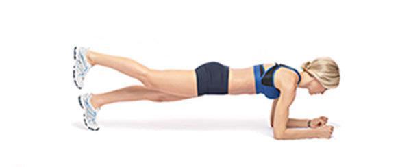 最有效!一招瘦全身,每天堅持5分鐘勝過跑步1000米!一個月練出人魚線!男女適用!